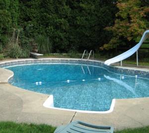Inground Pools Ridgefield, CT