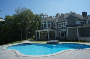 Above Ground Pools in Newtown, CT - Nejame & Sons